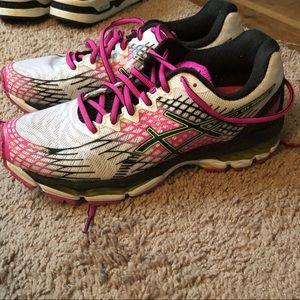 ASICS Gel Nimbus Running Shoes Size 8